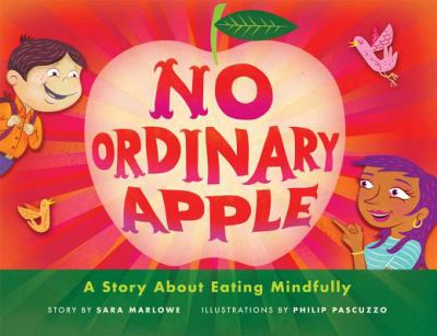 No Ordinary Apple by Sara Marlowe book cover
